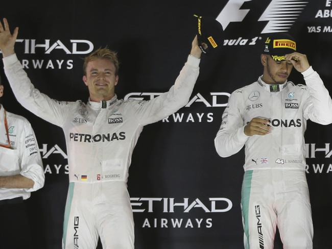 Nico Rosberg lost the final battle — but won the war.