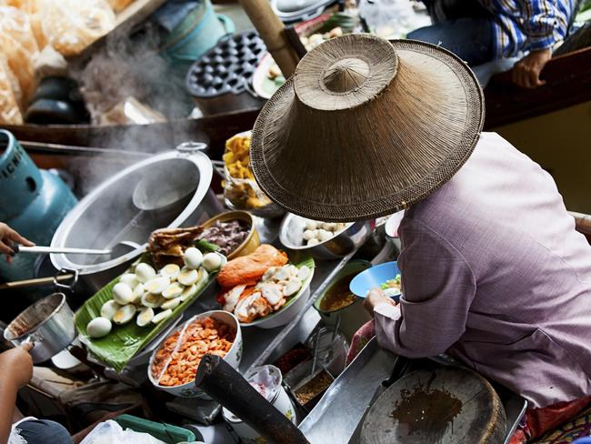 Food is one of the biggest things to entice tourists to Thailand.