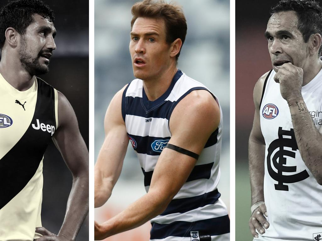 There are some big team selection calls looming for round one of the AFL season.