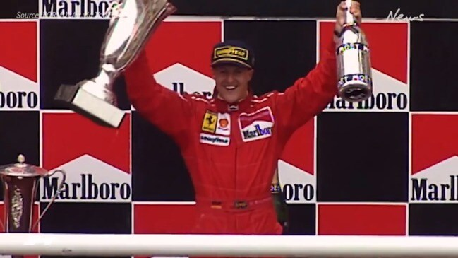 Michael Schumacher's most incredible moment (FORMULA 1)