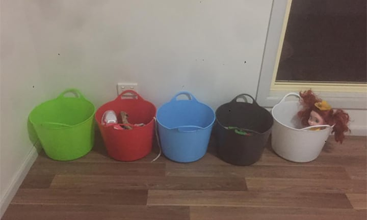 The f*cket bucket cleaning hack is so simple it's genius