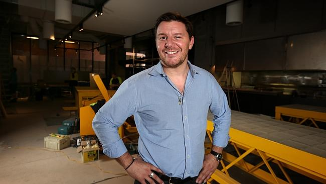 Manu from My Kitchen Rules is opening up a new restaurant in Melbourne in South Yarra called Le Grand Cirque.