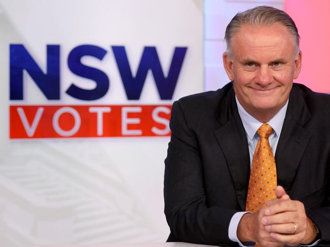 Mark Latham will lead the minor party in NSW.
