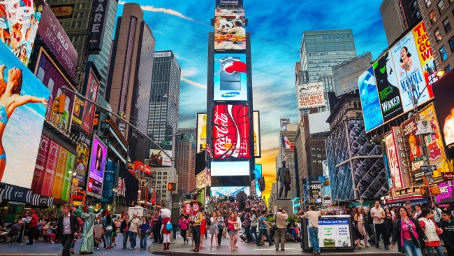Property in New York City - it ain't cheap. Picture: Istock
