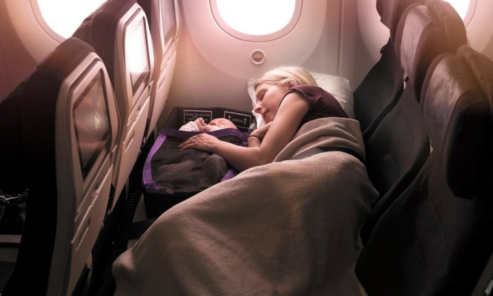 This airline is changing the lives of parents flying economy