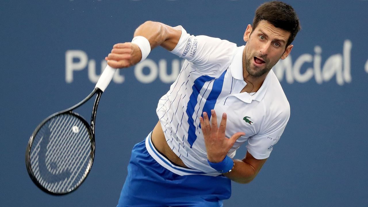 Djokovic Launches Rival Player Body As Tour Unity Shatters In New York