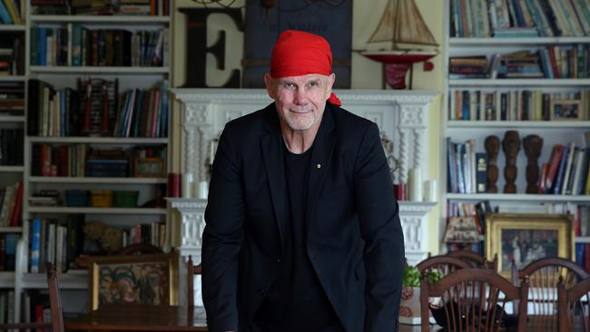 Peter FitzSimons is a staunch opponent of the government's stadiums plan, which will cost taxpayers more than $2 billion in total. Picture: Jane Dempster