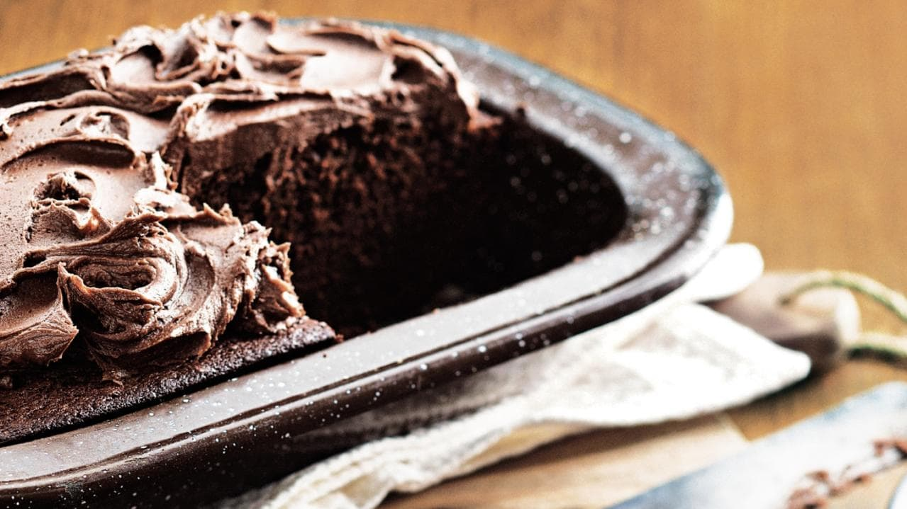 Self-isolation recipe ideas: Brownie slab and marble cake ...