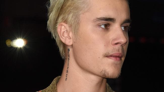 Bieber challenges Cruise to fight