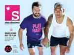 IN August 2014, Israel Folau appeared on the cover of