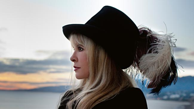 Stevie nicks the fleetwood mac singer dancing to bieber and working the enduring cool of one of stevie nicks signature images m4hsunfo