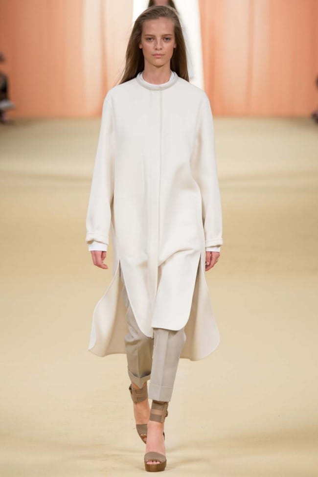 Hermes ready-to-wear spring/summer '15