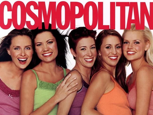 The fivesome were on the cover of countless magazines, forcing pop-obsessed gay teenage boys Australia wide to purchase this issue of Cosmopolitan