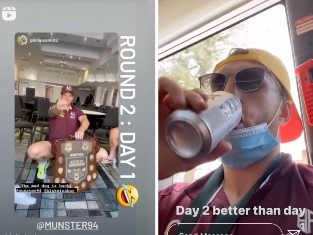 Cameron Munster is doing things to the Origin shield no one has done before.