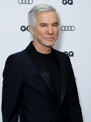 Baz Luhrmann donned a chic two-toned suit jacket for the event. Picture: Matrix.
