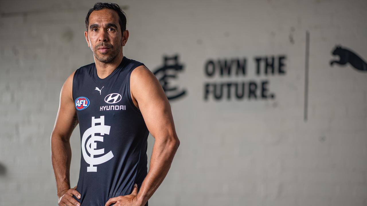 Carlton struck out on many of its small forward targets in the trade period, but it got Eddie Betts. Picture: Jason Edwards