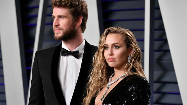 Hemsworth and Cyrus split in August. Picture: Dia Dipasupil/Getty Images