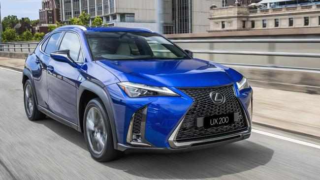 Lexus Ux250h Price Features Review Hybrid Rating