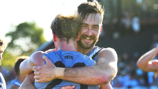 It's time for Port Adelaide to move from pretenders to contenders. (AAP Image/Mark Brake)