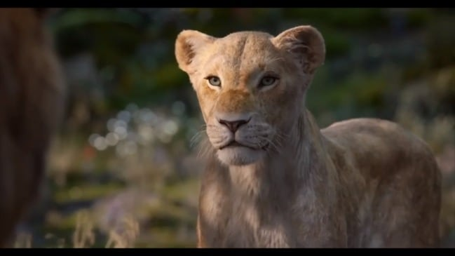 New Lion King trailer featuring Beyonce