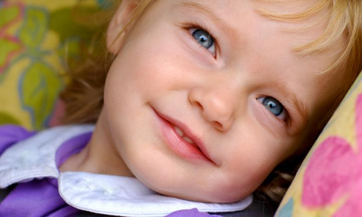 Your toddler's eye development