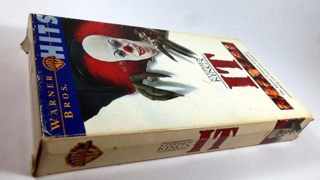 This VHS of IT is currently for sale on eBay. DO NOT BUY IT!!!!!!!