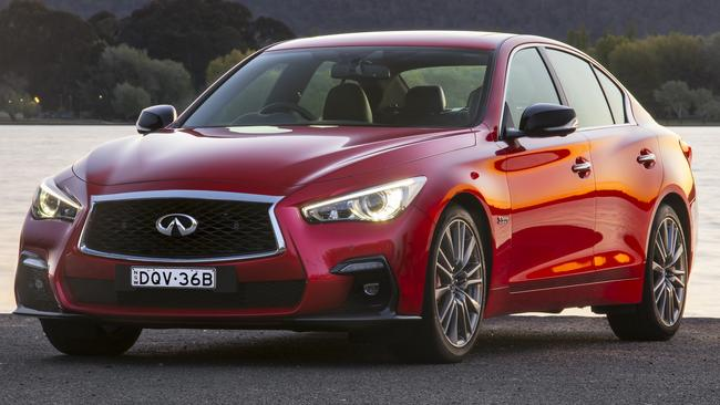 Infiniti's performance sedan is too cheap to ignore.