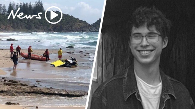 Erwan Ferrieux: Bones found on NSW beach belong to missing backpacker