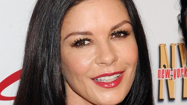 Catherine Zeta-Jones recently opened up about her struggle with bipolar. Picture: Getty Images