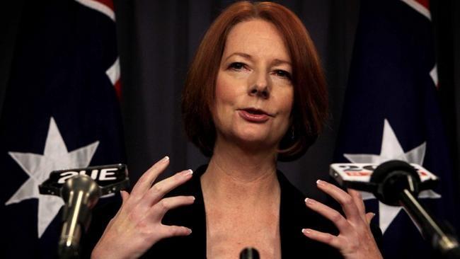 Gillard ?is free to debate abortion?