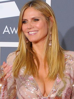 Successful businesswoman ... Heidi Klum at the 52nd Annual GRAMMY Awards held at Staples Center on January 31, 2010 in Los Angeles, California. Picture: Getty