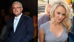 "Pamela Anderson has called Scott Morrison's comments, ""smutty"""