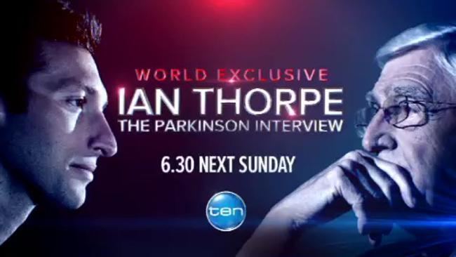 Ian Thorpe: The Parkinson Interview - First Look