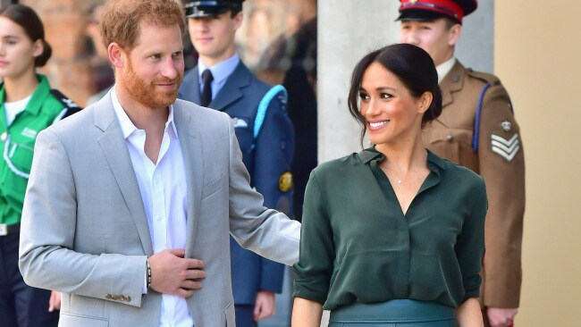 The Duke and Duchess announced they were expecting on October 15. Image: Samir Hussein/Samir Hussein/WireImage.
