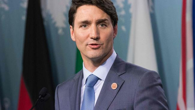A Very Serious Investigation Into Canadian Prime Minister Justin Trudeaus Eyebrows