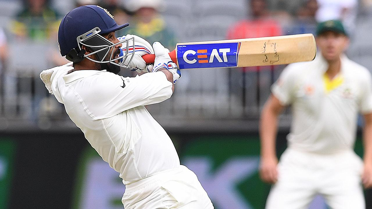 Australia v India second Test live: Kohli, Rahane lift tourists