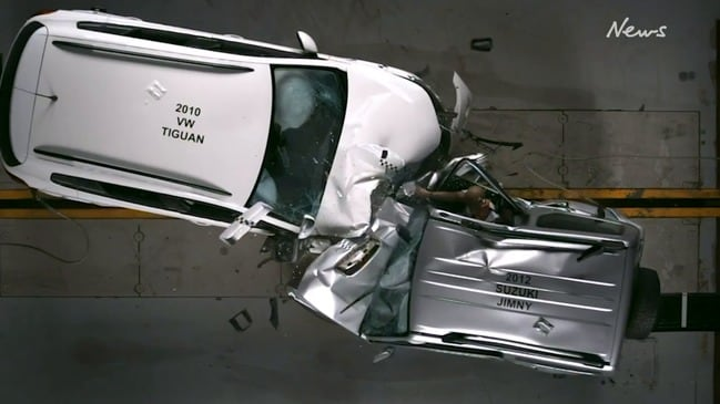 Used car safety a ticking time bomb