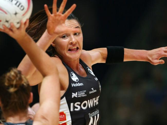 Sharni Layton is one of Australia's most celebrated netballers