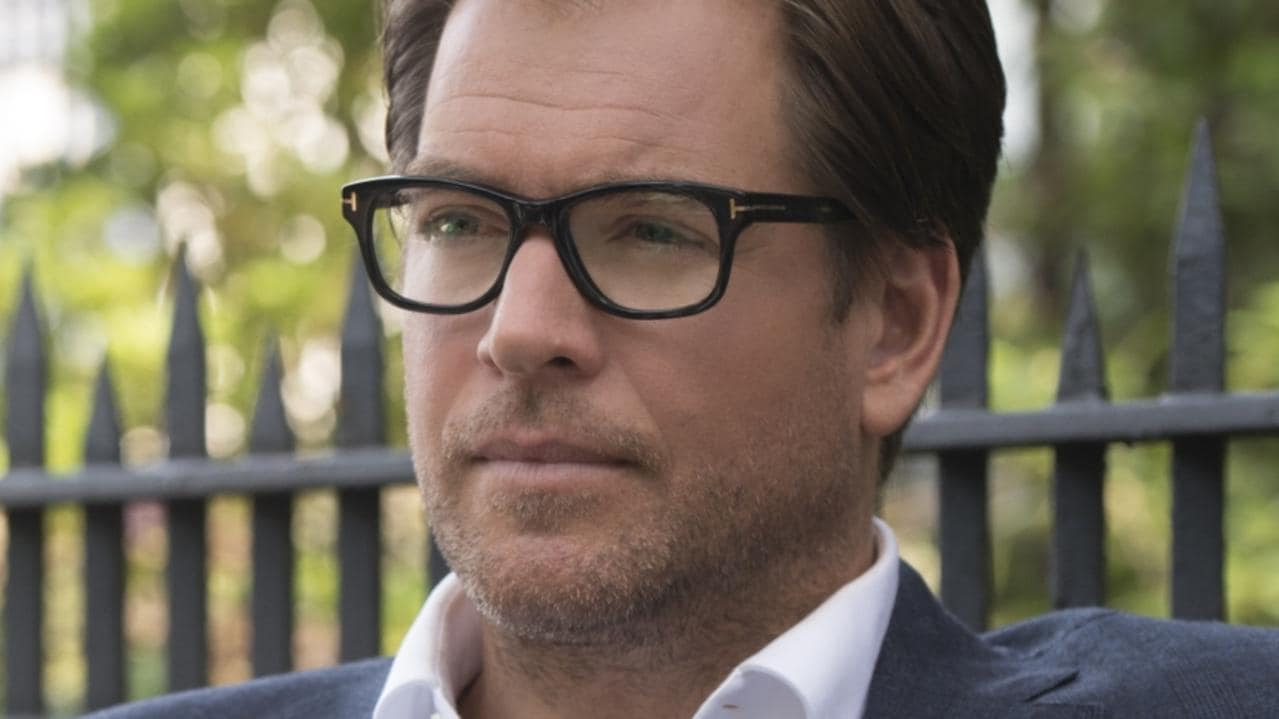 Michael Weatherly as Dr Jason Bull in the TV series Bull. Picture: Jojo Whilden.