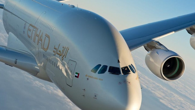 Etihad: Middle East airline posts $US4 8b loss following failed