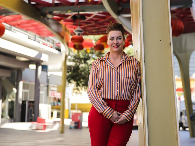 Brisbane psychic Julianna Suranyi takes Aussie businesses to