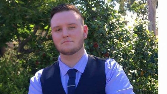 Callum Brosnan died at the Knockout Games of Destiny festival. Picture: Facebook