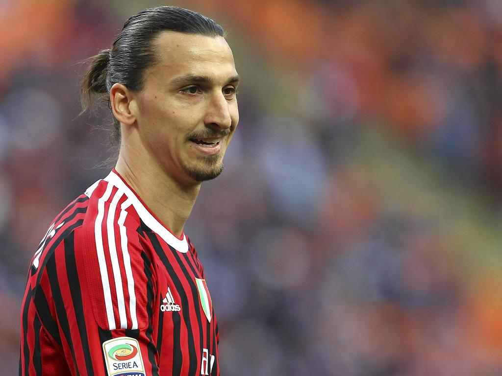 Zlatan Ibrahimovic could return to Milan.