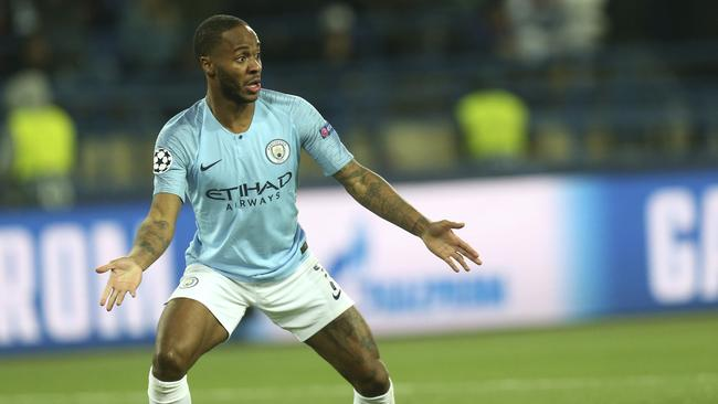 His form for the Cityzens has the likes of Real Madrid interested.