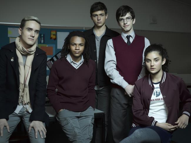 ABC teenage drama Nowhere Boys returns for third season | Adelaide