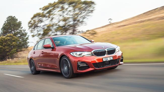 BMW's new 3 Series was a return to form.