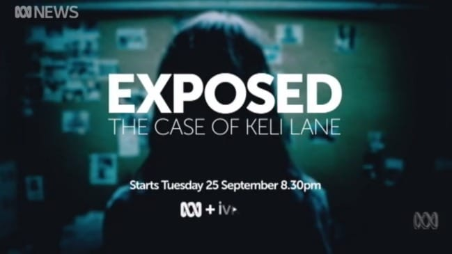 Watch the video for the upcoming series EXPOSED The case of Keli