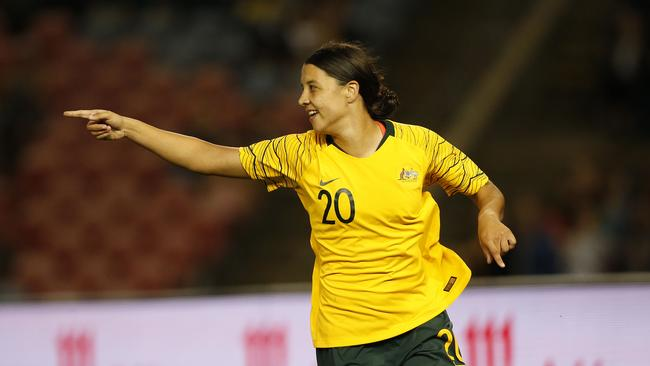 Can Matildas star Sam Kerr become Australia's first ever Ballon d'Or winner?