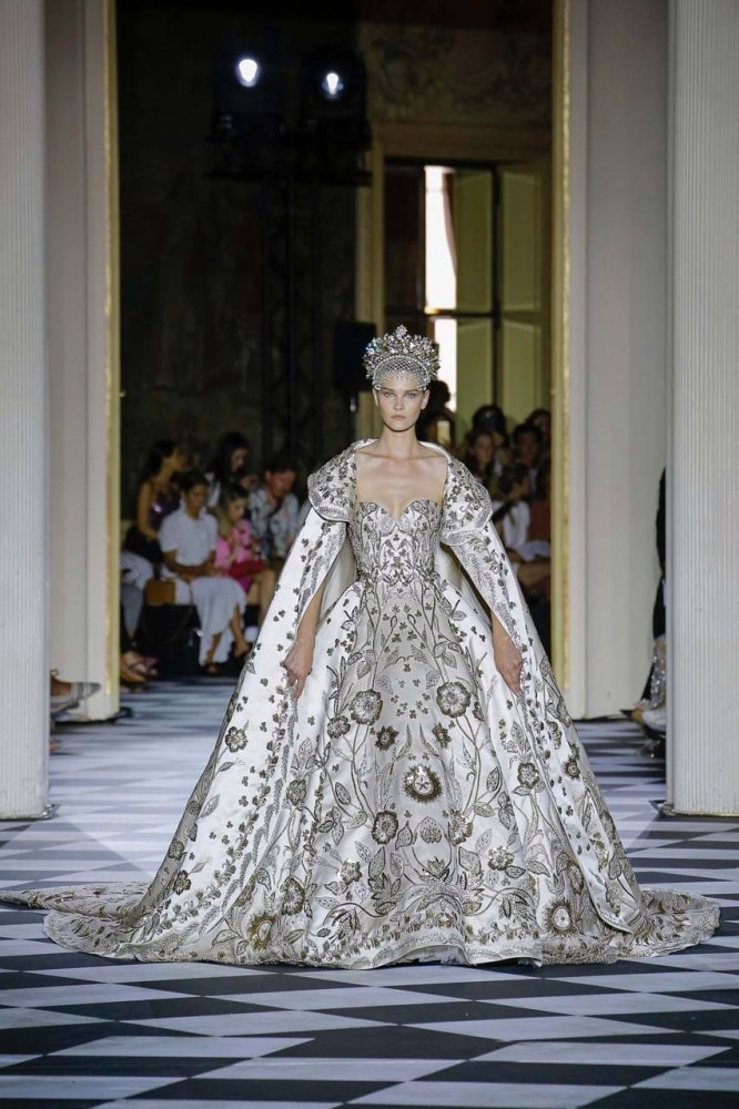 The most magical wedding dresses from haute couture autumn/winter '18/'19