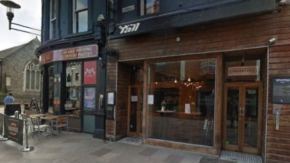 A restaurant is on the cards for the nightclub's basement and lower floors. Picture: Google
